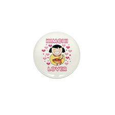 Kimchi Lover Mini Button (100 pack)