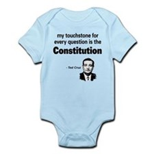 Ted Cruz - Constitution Quote Infant Bodysuit