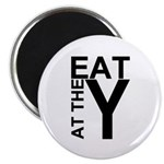 "EAT AT THE Y 2.25"" Magnet (100 pack)"
