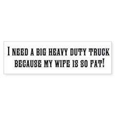 Duty Bumper Sticker