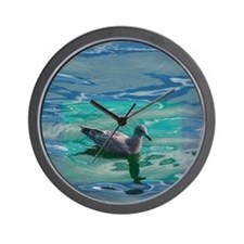 BOBBING GULL Wall Clock