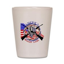 Special Crew Order Shot Glass
