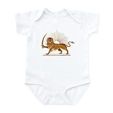 Shir o Khorshid Infant Bodysuit