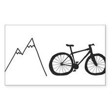 Cute Biking Decal