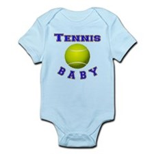 Tennis Baby Body Suit