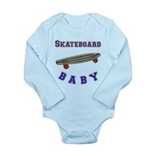 Skateboard Baby Body Suit
