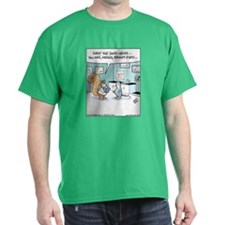 Squirrel Bright-Eyed T-Shirt