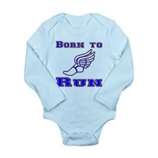 Born To Run Body Suit