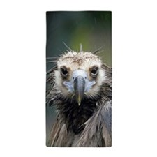Vulture001 Beach Towel