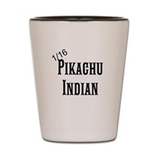 1/16 Pikachu Indian Shot Glass