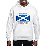 Falkirk Scotland Hooded Sweatshirt