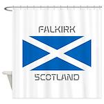 Falkirk Scotland Shower Curtain