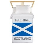 Falkirk Scotland Twin Duvet