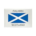 Falkirk Scotland Rectangle Magnet (100 pack)