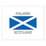 Falkirk Scotland Small Poster