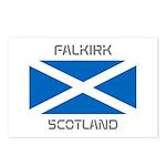 Falkirk Scotland Postcards (Package of 8)
