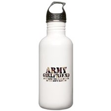 Army Girlfriend Call of Duty Water Bottle