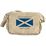 Grangemouth Scotland Messenger Bag