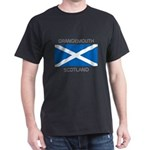 Grangemouth Scotland Dark T-Shirt