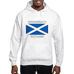Grangemouth Scotland Hooded Sweatshirt
