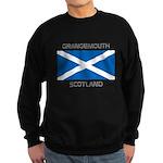Grangemouth Scotland Sweatshirt (dark)