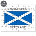 Grangemouth Scotland Puzzle