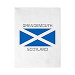 Grangemouth Scotland Twin Duvet
