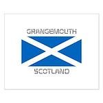 Grangemouth Scotland Small Poster