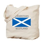 Glenrothes Scotland Tote Bag