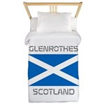 Glenrothes Scotland Twin Duvet