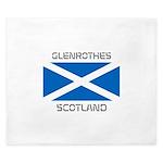 Glenrothes Scotland King Duvet