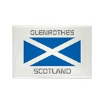 Glenrothes Scotland Rectangle Magnet (10 pack)