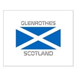 Glenrothes Scotland Small Poster