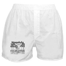 Honolulu Boxer Shorts
