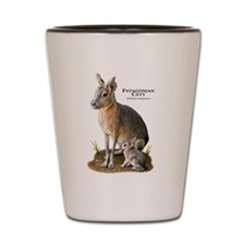 Patagonian Cavy Shot Glass
