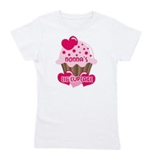 Nonna's Lil' Cupcake Girl's Tee