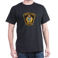 Waterloo Police Dark T-Shirt