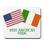 IRISH AMERICAN Mousepad