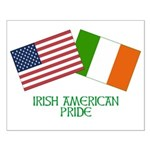 IRISH AMERICAN Small Poster