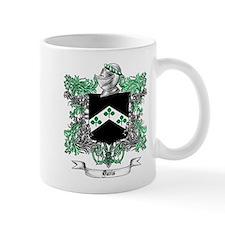 Davis Family Crest 1 Mugs