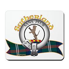 Sutherland Clan Mousepad
