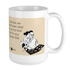 Dad's Favorite Child Coffee Mug
