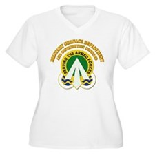 DUI - Military Surface with text T-Shirt