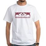 Masonic White T-Shirt