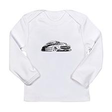 50s LowRider Rod Long Sleeve Infant T-Shirt