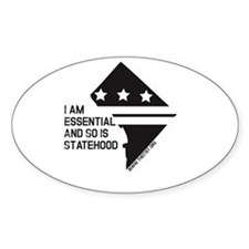 Cute Statehood Decal
