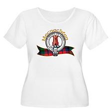 Macnachtan / MacNaughton Clan Plus Size T-Shirt