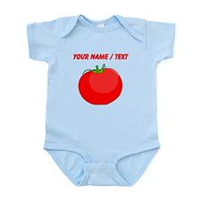 Custom Red Tomato Body Suit
