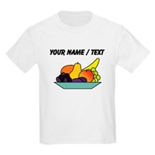 Custom Fruit Bowl T-Shirt