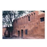 """Pink Adobe"" Postcards (Package of 8)"